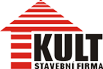 Stavební firma KULT s.r.o. Logo